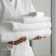 Serviettes de luxe en modal 650 g/m²