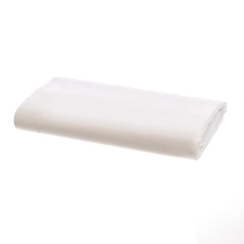 Linge de lit en percale de coton Égyptien 80 fils / cm² - 200TC Percale- Drap Plat