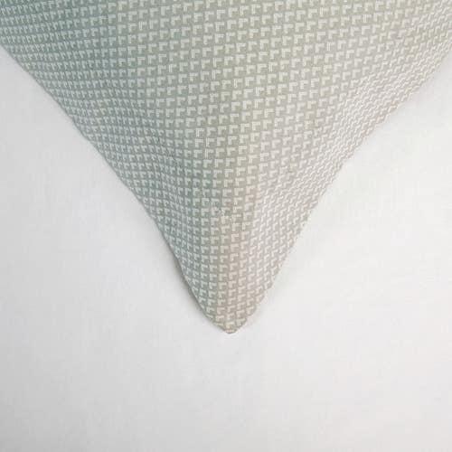 Parure de lit New York 100 % Satin de Coton 120 fils - 300TC - Taie d'Oreiller